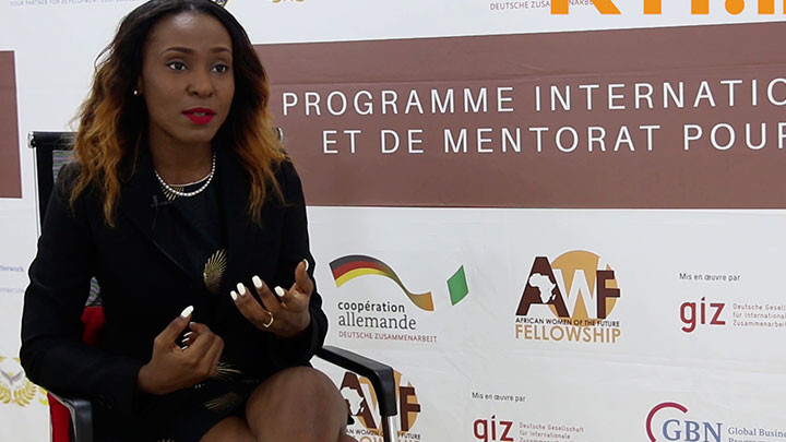 """""""Notre programme de leadership est une fenêtre d'opportunités pour la jeune femme"""" (Sefora Kodjo)"""