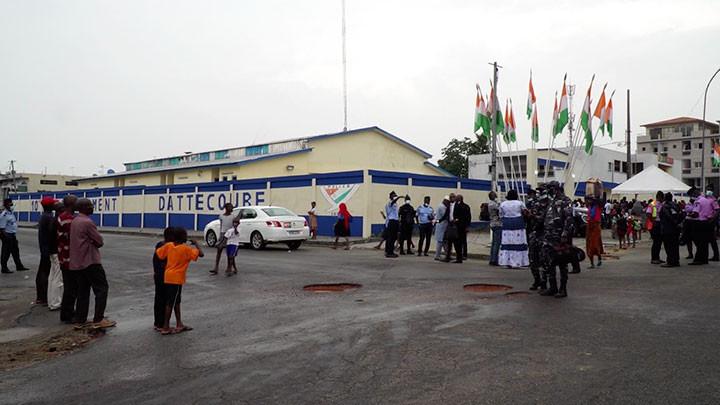 La commune d'Attécoube reçoit un nouveau commissariat
