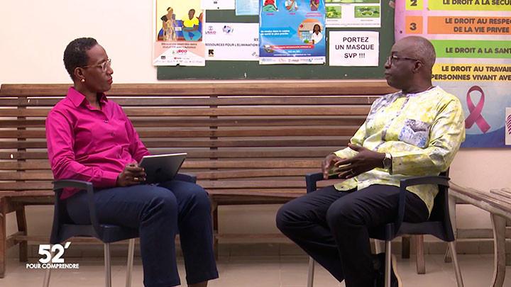 """""""Abidjan compte à ce jour, entre 9.400 et 10.000 travailleuses du sexe"""" (Kamille Anoma)"""