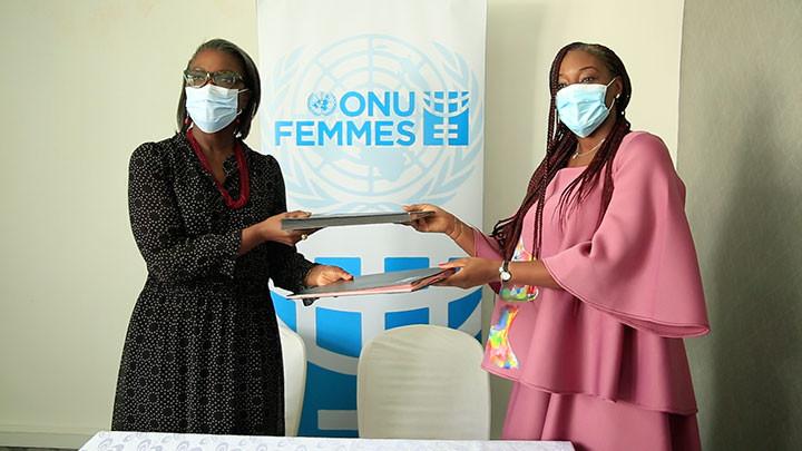 Renforcement des capacités : ONU Femmes et le cabinet KAIZENE concluent un accord
