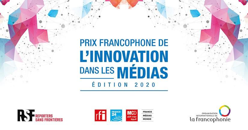 Congo-Check, grand lauréat 2020 du Prix de l'innovation dans les médias de l'OIF.
