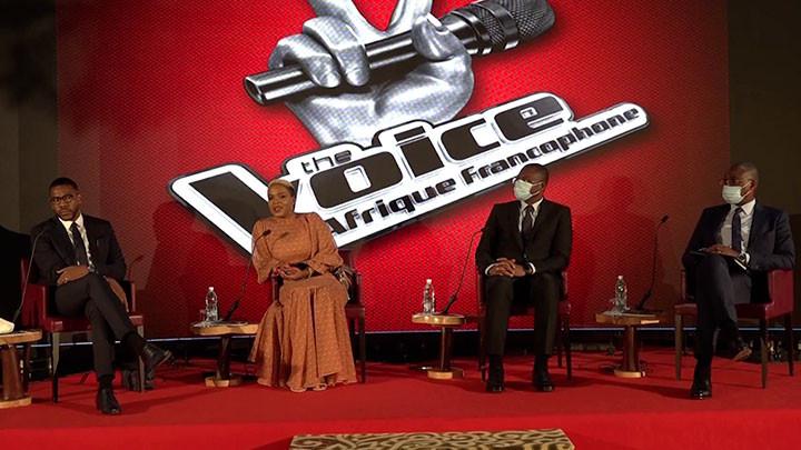 Le ministre Sidi Touré lance The Voice Afrique Francophone à Abidjan