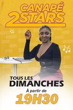 Canapé 2 Stars